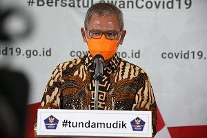 Juru Bicara Pemerintah untuk Penanganan COVID-19 Achmad Yurianto. (Ist).
