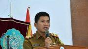 Kepala Dinas Pemberdayaan Masyarakat dan Desa (PMD) Kabupaten Sinjai Drs. Yuhadi Samad