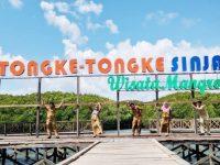 Objek Wisata Hutan Mangrove Tongke-tongke Sinjai.