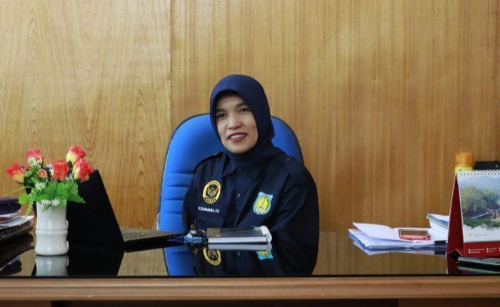 Kepala Bagian (Kabag) Humas dan Protokol Setda Selayar, Sitti Rahmania