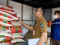 Posko Induk dipusatkan di Baruga Karaeng Galesong, Kantor Bupati Gowa.