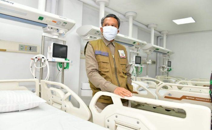 Ruang Isolasi Berbintang Lima, RSUD Sayang Rakyat Siap Terima Pasien Covid-19