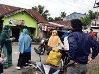 DPK KNPI Rilau Ale Bagi-bagi Masker Gratis ke Pengguna Jalan di Bulukumba