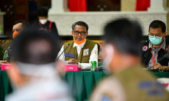 Gubernur Sulsel, Nurdin Abdullah