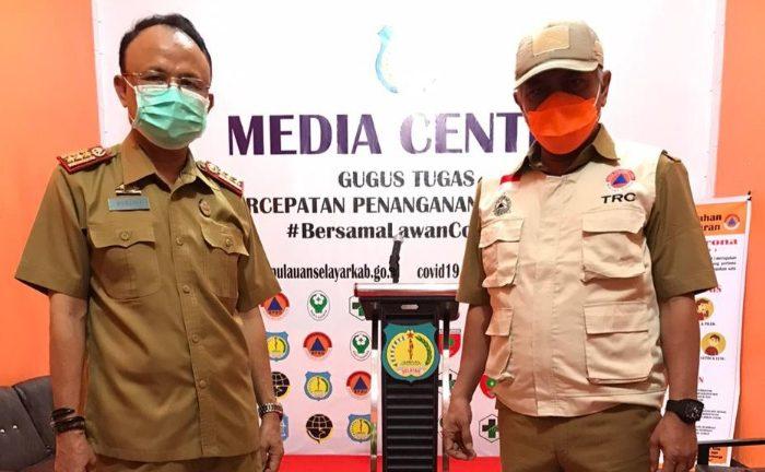 Pemkab Selayar Terima Bantuan APD dari Relawan Jakarta
