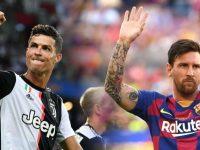 Cristiano Ronaldo - Lionel Messi (Int.)