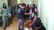 Pemeriksaan kesehatan dan suhu tubuh terhadap setiap tamu yang menginap di penginapan yang ada di kota Sinjai