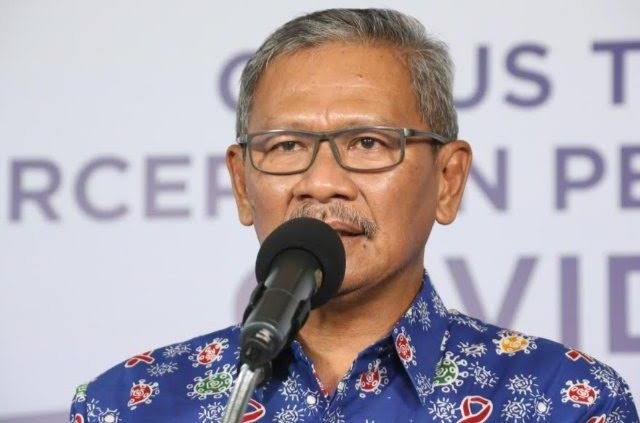 Juru Bicara Pemerintah Khusus Penanganan Covid-19, Achmad Yurianto
