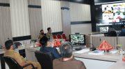 Melalui Video Conference, Bupati Barru Bacakan LKPJ 2019 di Rapat Paripurna DPRD