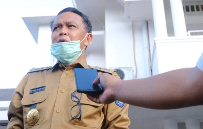 Gubernur Harap PSBB Gowa Betul-betul Potong Mata Rantai Covid-19