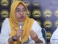 Komisioner Ombudsman Kota Makassar Nurul Fitratullah Abbas