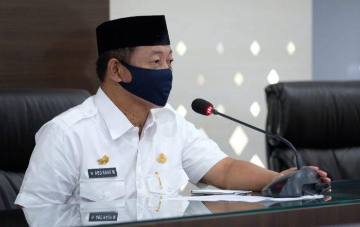 Wabup Gowa Harap Pelaksanaan PSBB Jadi Contoh Nasional