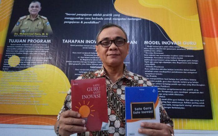 Hardiknas, Bantaeng Luncurkan Buku Satu Guru Satu Inovasi