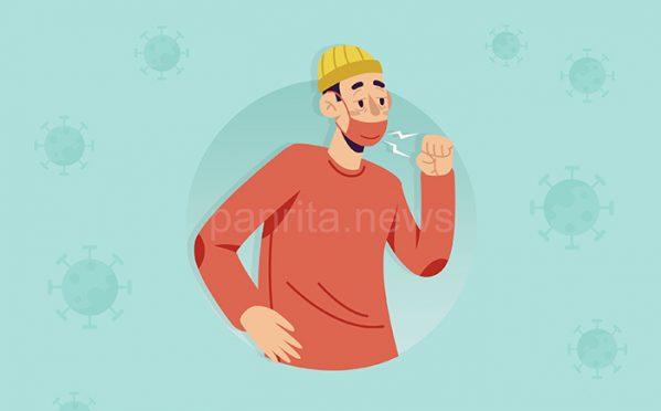 Ilustrasi Santri Positif Virus Corona