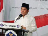 Direktur Jenderal Bimbingan Masyarakat Islam Prof. Dr. Phil. H. Kamaruddin Amin