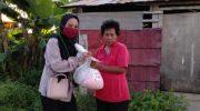 Gandeng HMI, Pertamina Bantu Pekerja Harian dan Masyarakat Gowa yang Terdampak Covid-19