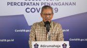 Juru Bicara Pemerintah Khusus Penanganan Covid-19, Achmad Yurianto. (Foto: Dok. BNPB)