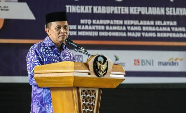Sekretaris Daerah (Sekda) Kepulauan Selayar, Marjani Sultan