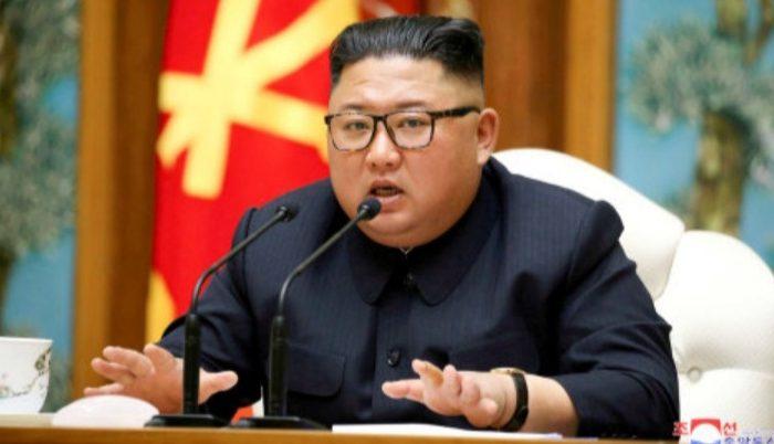 Pemimpin Tertinggi Korea Utara, Kim Jong-un