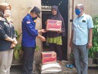 Dinsos Selayar Salurkan Bantuan Sembako untuk Warga Terdampak Covid-19