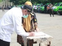 Launching data penerima bantuan barru