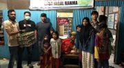 Angkatan 32 Salurkan 200 Paket Sembako di Makassar