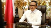 Gubernur Sulsel, Prof Nurdin Abdullah.