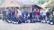 KPMT Peduli Berbagi Paket Sembako untuk Warga Terdampak Covid-19
