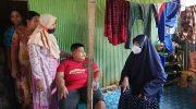 Anggota DPR RI Hasnah Syam Datangi Langsung Kediaman Bocah Korban Bully di Pangkep.