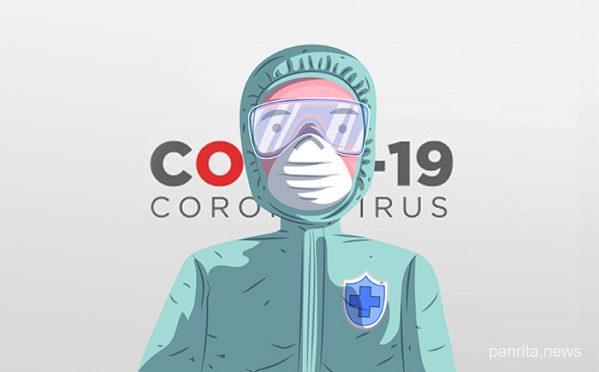 Ilustrasi Tenaga Medis Penanganan Virus Corona