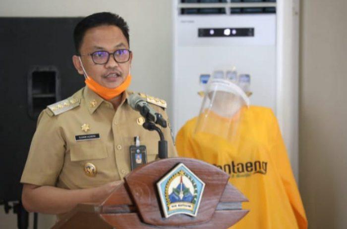 Bupati Bantaeng, DR Ilham Azikin.