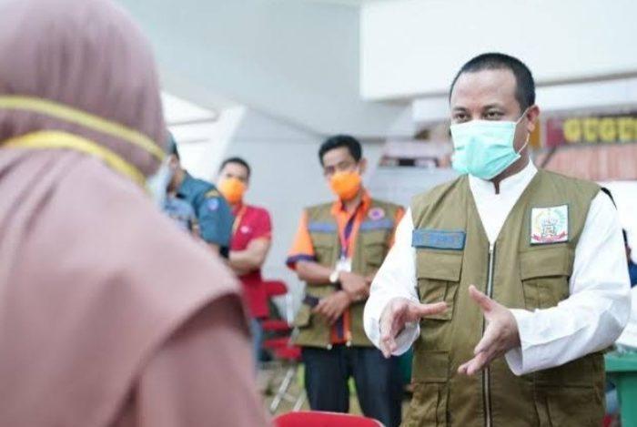 Wakil Gubernur Sulsel, Andi Sudirman Sulaiman.