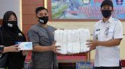 IPPAT Pusat Serahkan Puluhan APD ke Gugus Tugas Covid-19 Gowa