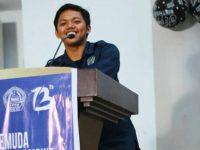 Ketua Umum Pengurus Pusat Ikatan Pemuda Pelajar Mahasiswa (IPPM) Pangkep Wahyu Rifki. (Ist)