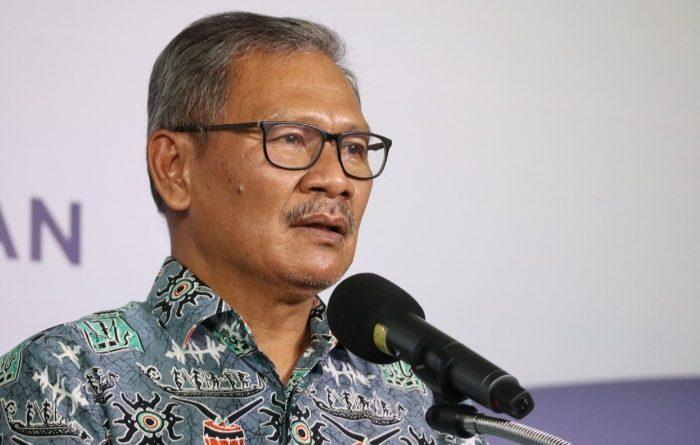 Juru Bicara Pemerintah untuk Penanganan COVID-19 Achmad Yurianto. (Ist)