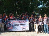 YNCI Jeneponto Chapter Bagi-bagi Sembako untuk Warga Terdampak Covid-19.