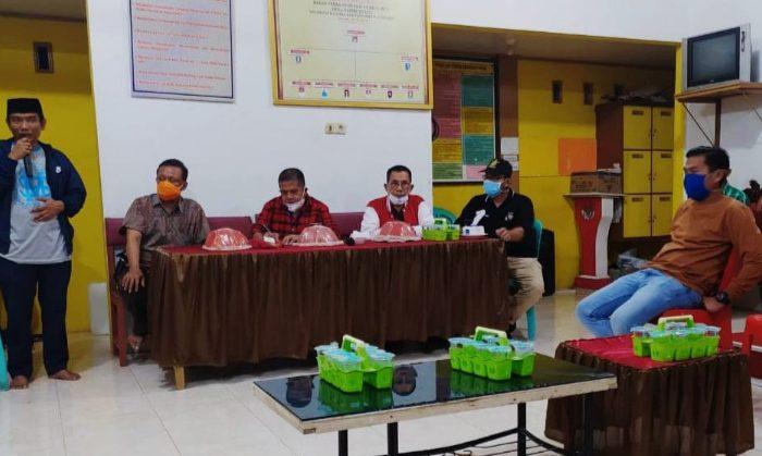 Forum Pemuda Balanipa Bersama Stakeholder Bahas Soal Pencegahan Covid-19