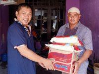 PMP2H Sulsel Salurkan Bantuan Paket Sembako untuk Warga Terdampak Covid-19