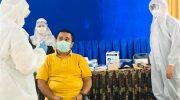 FK Unismuh-PDUI Sulsel Gelar Tes Swab Covid-19 untuk Dokter Umum