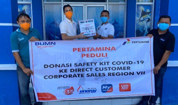 Apresiasi Pelanggan Setia, Pertamina Selenggarakan Customer Loyalty Program di Sulawesi