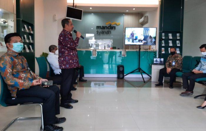 Peresmian Bank Syariah Mandiri KCP Unismuh Makassar