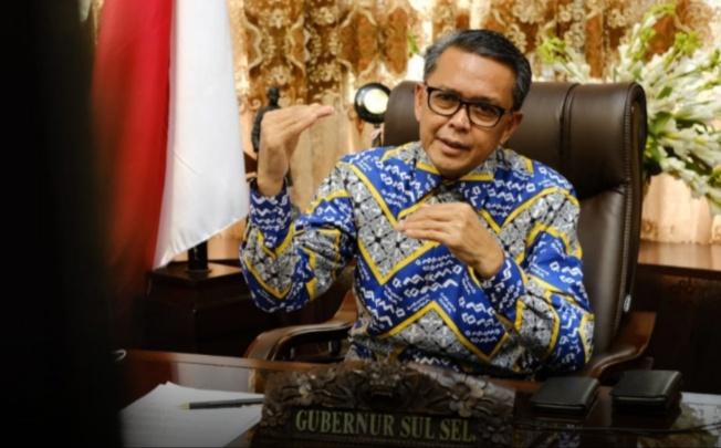 Gubernur Sulsel Prof Nurdin Abdullah.