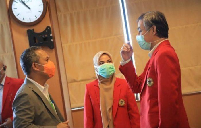 Rektor Unhas Siap Dukung 1 Tahun Kepemimpinan Pj Wali Kota Makassar