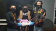 YGBI Serahkan APD untuk Pemuda Pancasila Bone