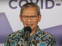 Juru Bicara untuk Penanganan Covid-19 di Indonesia, Achmad Yurianto.