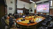 Pj Wali Kota Makassar Halal Bihalal Virtual Bareng Gubernur Sulsel