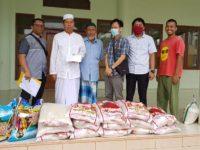 BDI Pertamina Bersama Bazma Salurkan Zakat Infaq dan Sedekah ke Warga Makassar