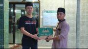 Bersama YGBI, KNPI Sulsel Mulai Galakkan Gerakan Masjid Bersih