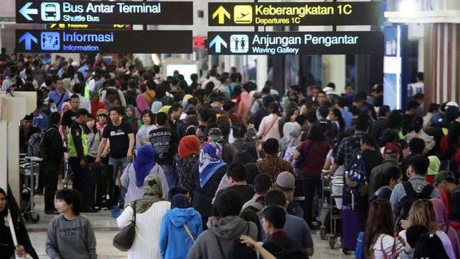 Suasana Calon Penumpang di Bandara (Dok. Istimewa)