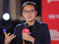 Pendiri kitabisa.com, M Alfatih Timur,